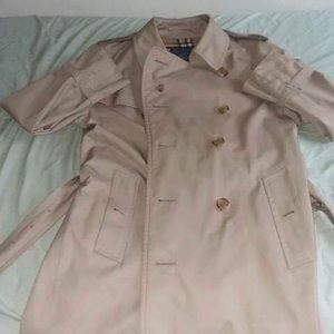 Men's Burberry TrenchCoat